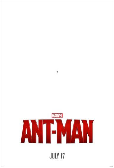 """Neues Poster zu """"Ant-Man"""" mit Paul Rudd"""