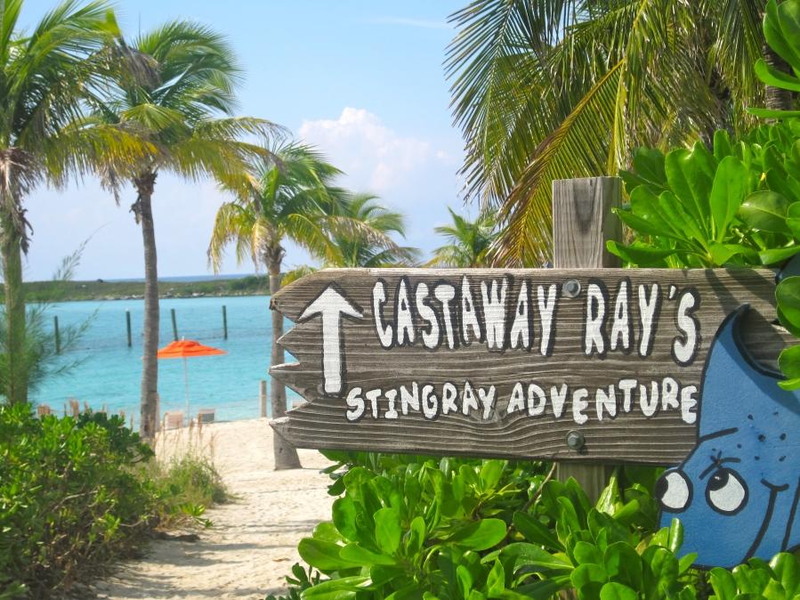 Strand und Natur auf Castaway Cay - Insel von Disney Cruise Line