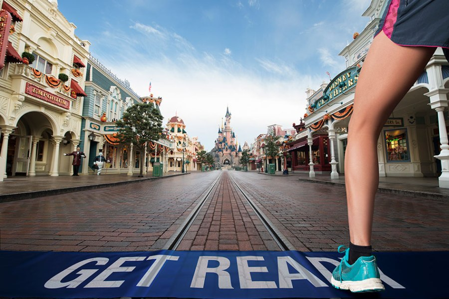runDisney: Erster Halbmarathon im Disneyland Paris im September 2016