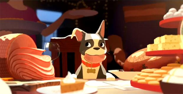 "Making-of zu Disneys Kurzfilm ""Liebe geht durch den Magen"" (Feast)"