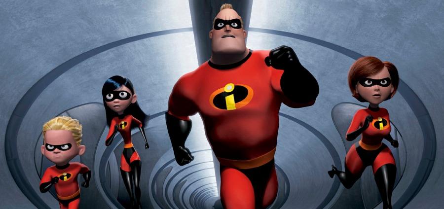 Top 5 Disney-Pixar-Filme: Die Unglaublichen