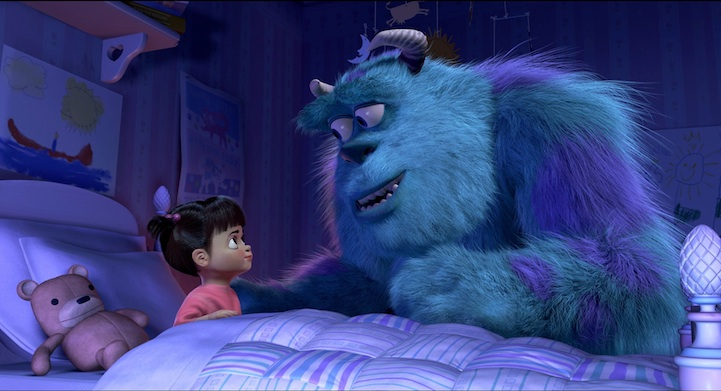 Top 5 Disney-Pixar-Filme: Die Monster AG