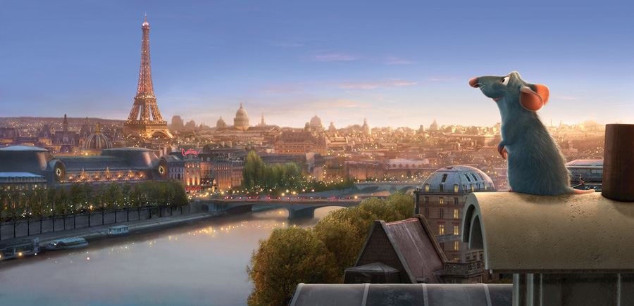 Top 5 Disney-Pixar-Filme: Ratatouille