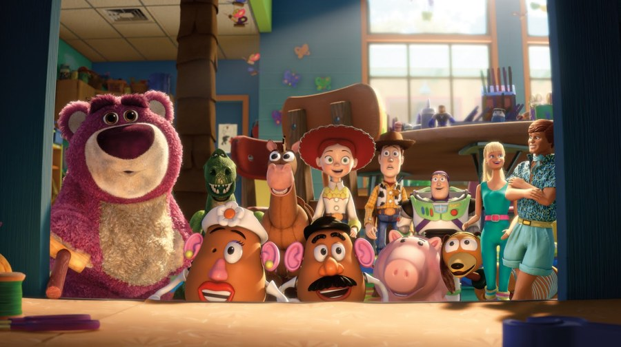 Top 5 Disney-Pixar-Filme: Toy Story 3