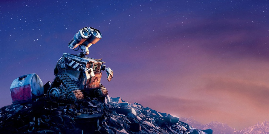 Top 5 Disney-Pixar-Filme: Wall-E