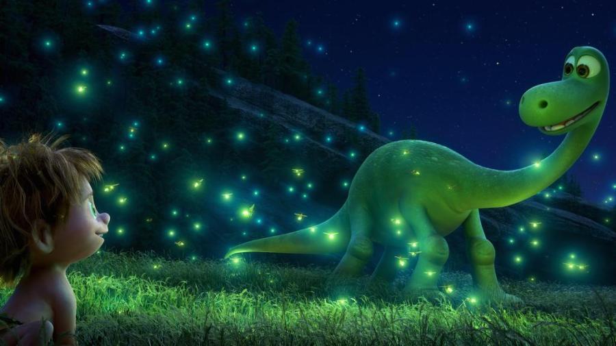 Disney-Pixars Der gute Dinosaurier - Trailer