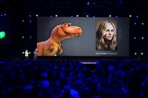 "D23 Expo 2015: Neue Infos zu Disney-Pixars ""Der gute Dinosaurier"""