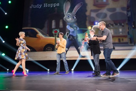 """D23 Expo 2015: Neue Details zum kommenden Disney-Animationsfilm """"Zoomania"""""""
