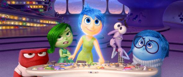 """Making-Of zum neuen Disney-Pixar-Film """"Alles steht Kopf"""""""