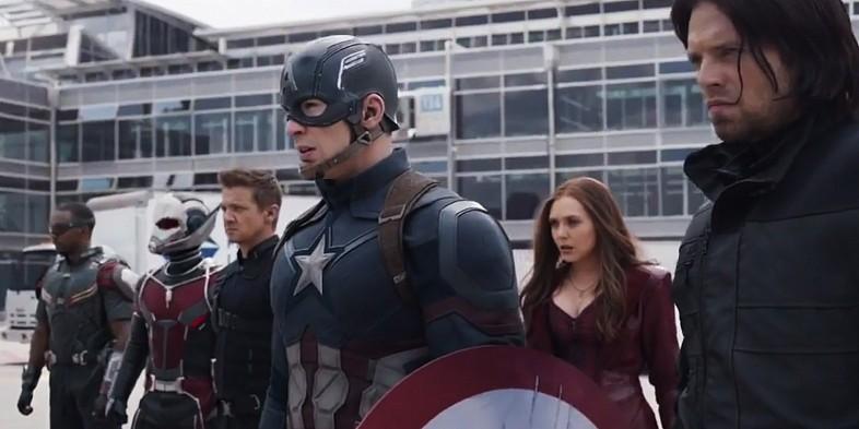 """Super Bowl 2016: Neue Trailer zu """"Captain America: Civil War"""" und """"Das Dschungelbuch"""""""