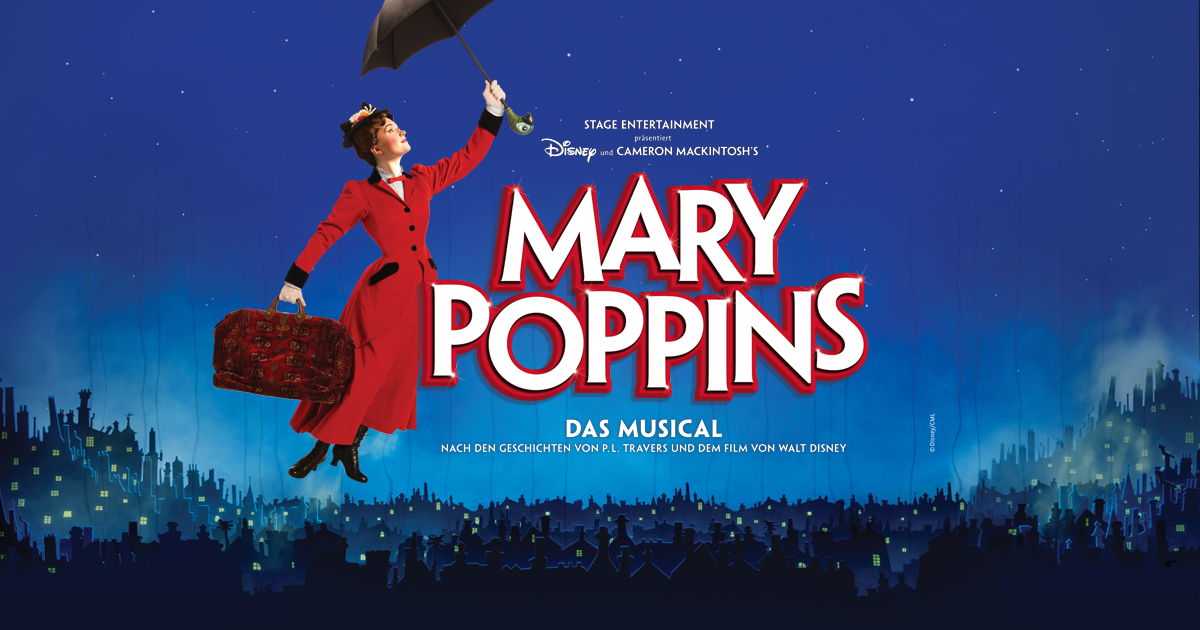 Mary Poppins Tour  Uk