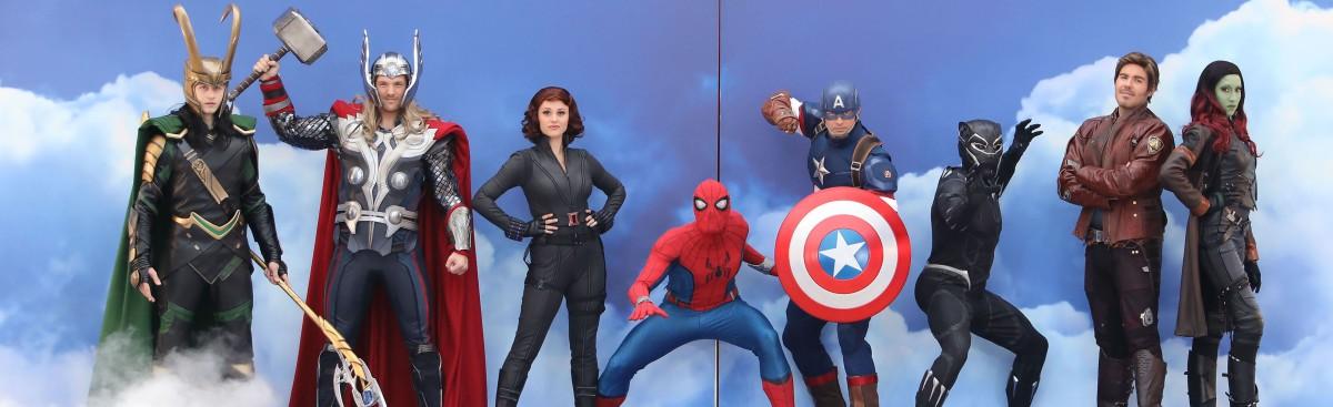 "Große Eröffnung: ""Marvel Sommer der Superhelden"" im Disneyland Paris"