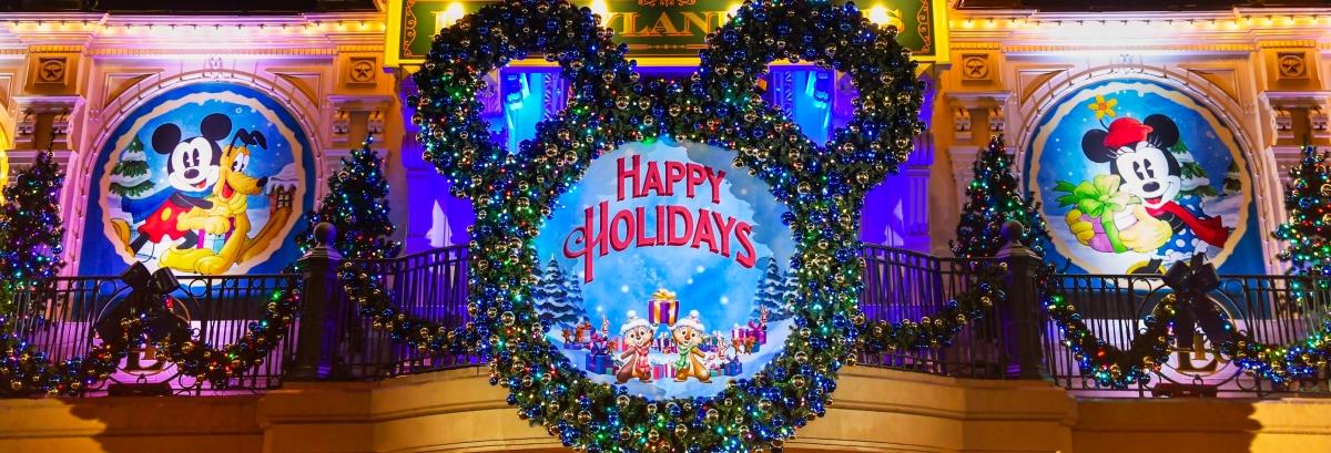 Weihnachten in Disneyland Paris: Die großen Highlights 2018