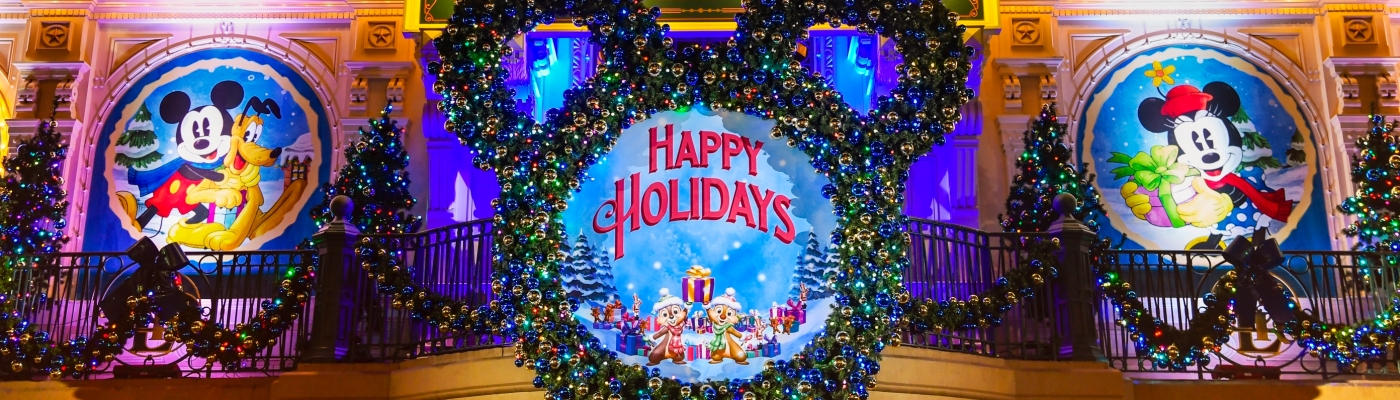 Weihnachten in Disneyland Paris: Die großen Highlights 2018 ...